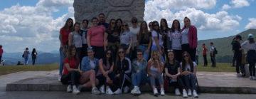 Наши студенти на Златибору 24.5 - 27.5.2019.